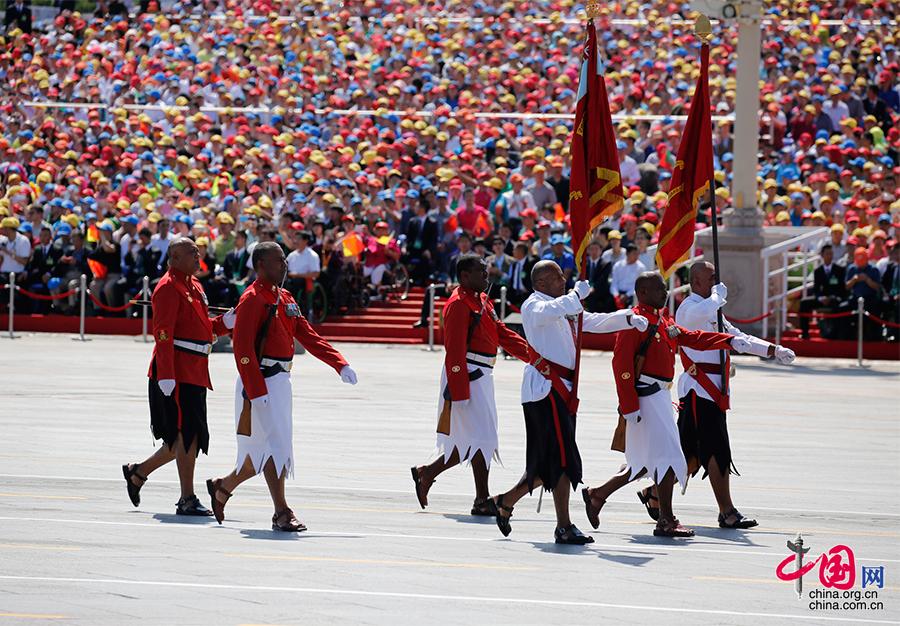斐濟軍隊代表隊[組圖]