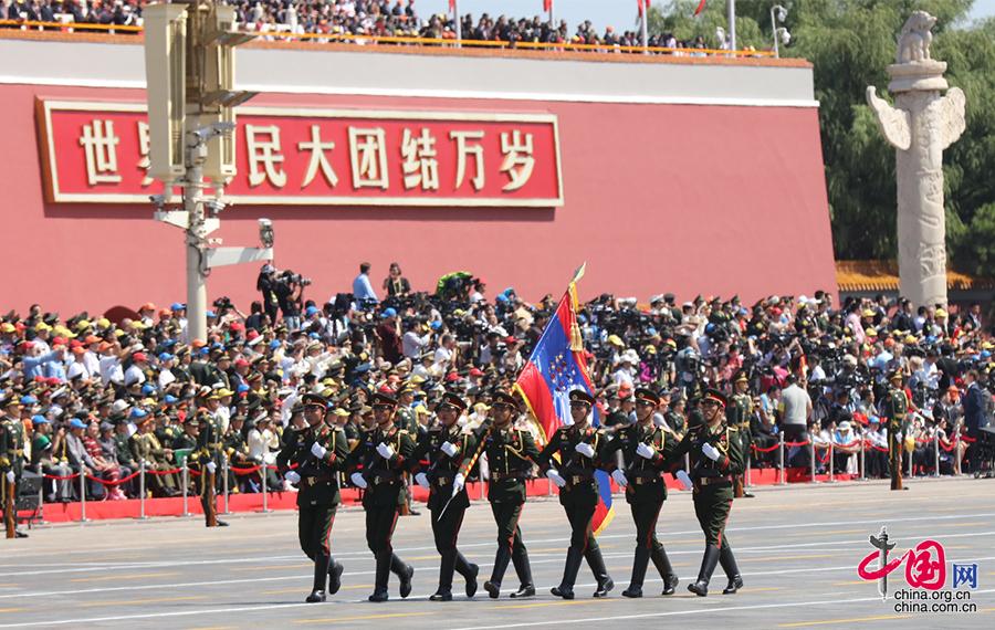 寮國人民軍代表隊[組圖]