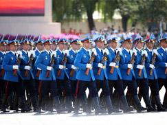 俄罗斯联邦武装力量方队[组图]